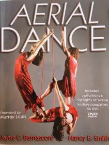 aerial dance book